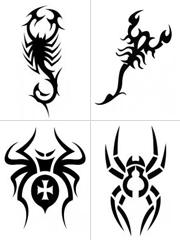 Скорпионы и пауки